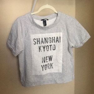 Shanghai Kyoto New York Shirt
